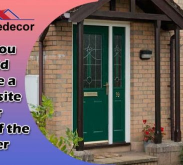 Why You Should Choose a Composite Door Ahead of the Winter